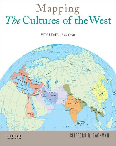 Mapping the Cultures of the West, Volume One