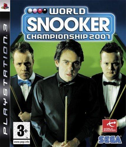 World Snooker Championship 2007 [PlayStation 3, PS3]