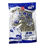Wang Korean Small Size Dried Anchovies Anchovy 4 oz 지리멸치