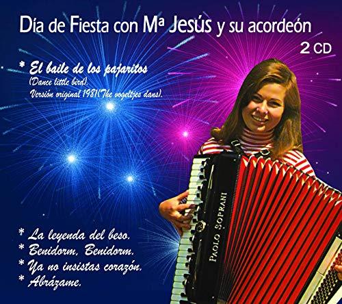 Día de fiesta con Mª Jesús y su Acordeón - Volumen 1 y 2