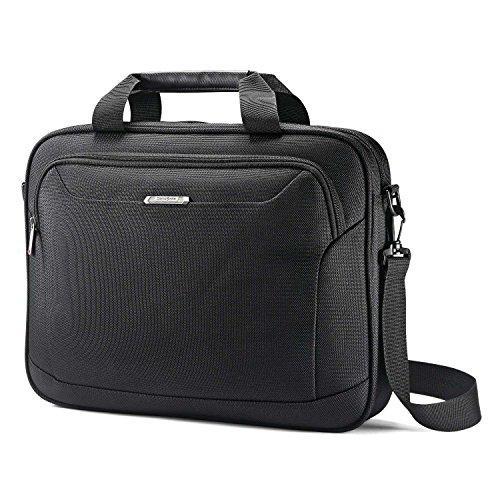 Samsonite Xenon 3.0 Laptop Shuttle Bag, Black, 15-Inch