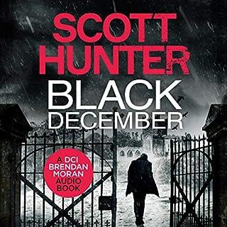 Black December audiobook cover art