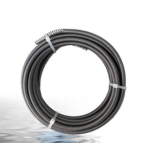 Rohrreinigungsspirale 8 mm x 7,5 Meter lang,