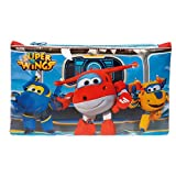 Super Wings Control Trousse Multicolore 22x12 cms Polyester
