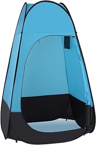 Pliable Portable Multifonctionnelle Tente Instantanée Pop-up Tente De Douche Toilette Vestiaire Confidentialité pour Le Camping en Plein Air Et La Séance Photo Intérieure