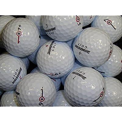 Second Chance Bridgestone - Bola de Golf, tamaño único, Color Blanco