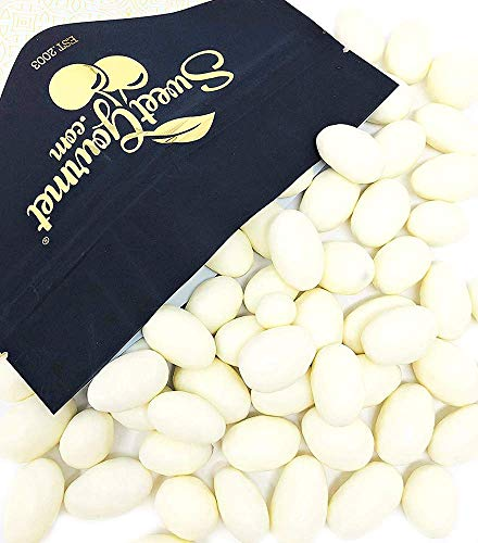 SweetGourmet Yogurt Covered Almonds   Fresh Roasted Almonds   Kosher   1 Pound