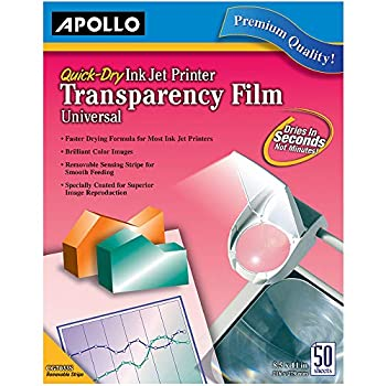 Best apollo transparency film Reviews
