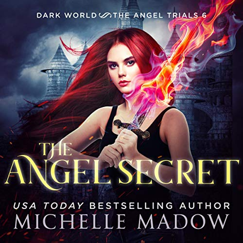 The Angel Secret  cover art