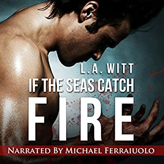 If the Seas Catch Fire cover art
