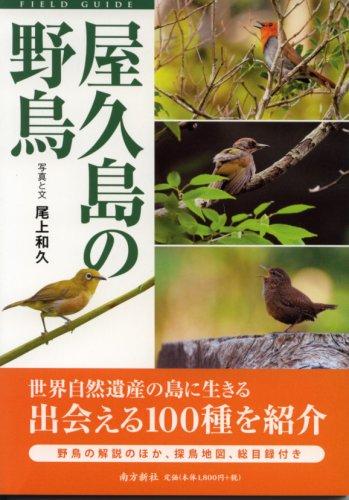 フィールドガイド 屋久島の野鳥