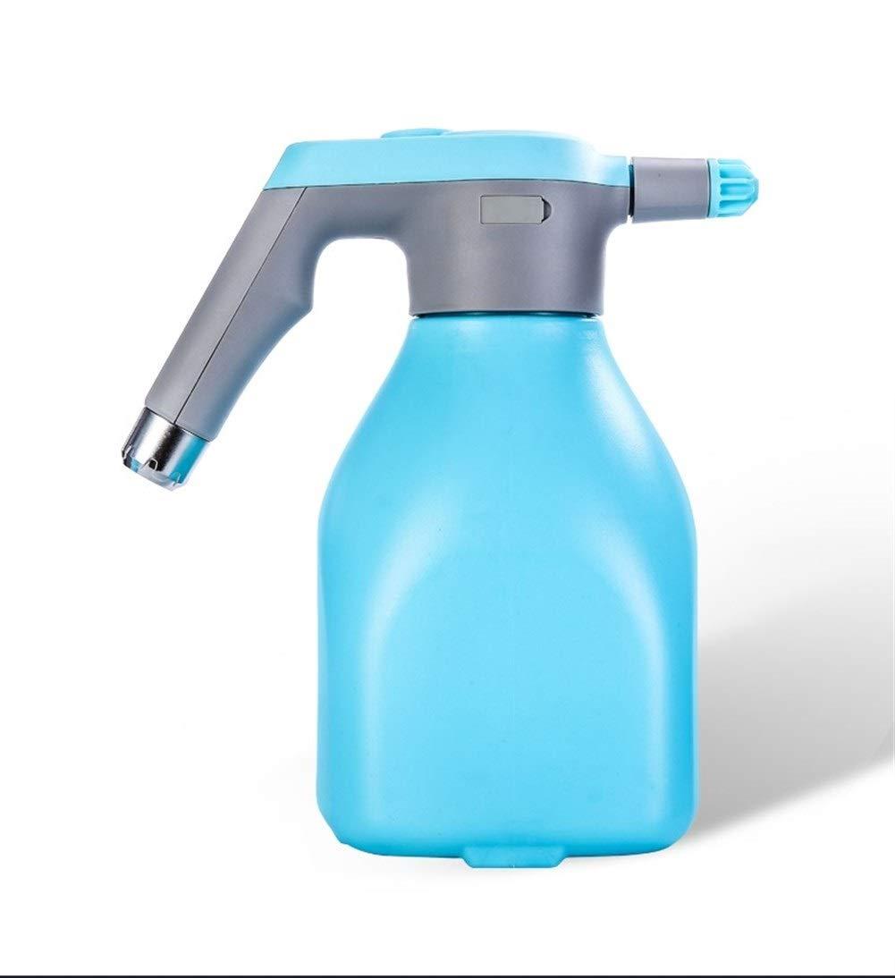 2L Jardín portátil Pulverizador de agua eléctrico Botella de spray de presión Hervidor de agua Planta de riego de flores Pulverizador a presión Herramientas de jardinería (Color : Electric Sprayer) :