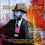 Blind Boy Fuller – Thanks for Piedmont Blues
