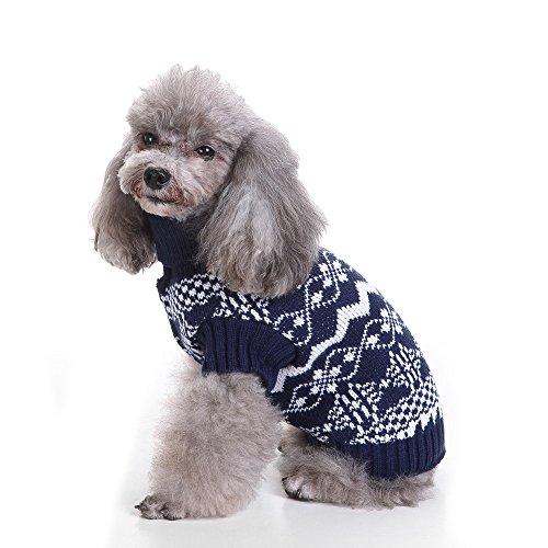 Weihnachts-Kostüm für Hunde und Katzen für Weihnachten,Chinesischer Stil Tang Anzug Haustier warme Jackewarme Party-Anzug für Teddy/Chihuahua/Festliche Geschenke