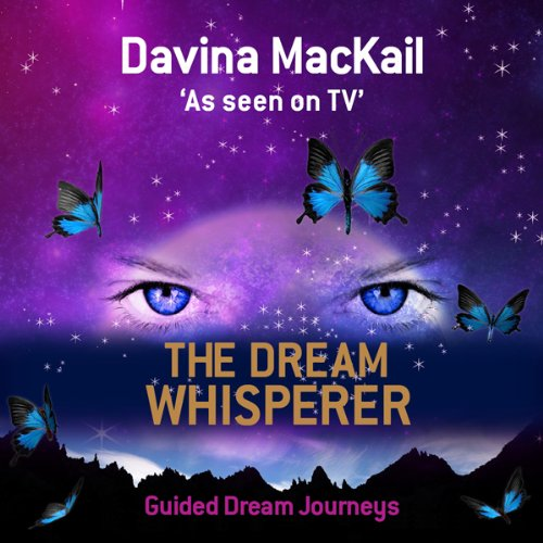 The Dream Whisperer audiobook cover art