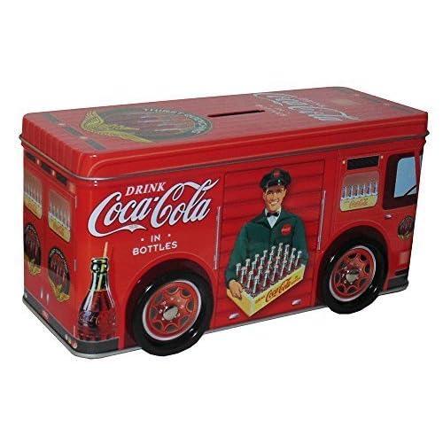 28c5e2475fff05 Coca Cola Truck Money Box