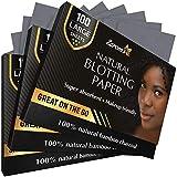 Natural Bamboo Charcoal Blotting Paper