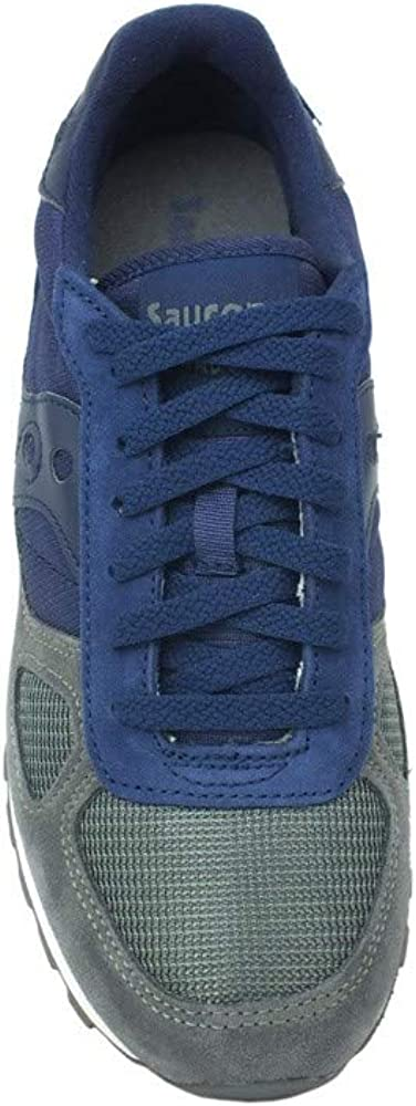 Saucony Baskets Fitness pour homme Blue Grey