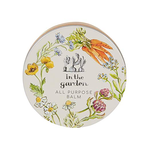 Heathcote & Ivory In The Garden Gardener's All Purpose Everyday Balm Tin with Shea Butter, 0.117998 kg