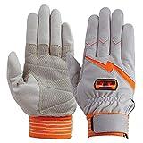 ユアサグローブ トンボレスキュー 人工皮革手袋 Mサイズ E125R-M 点検整備・ 一般作業・レジャー・スポーツ