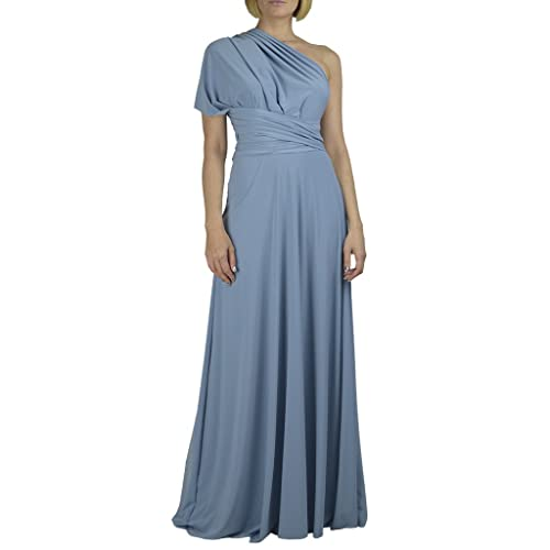 e3926686ff8 Von Vonni Made In USA Infinity Transformer Convertible Maxi Dress Made In  USA