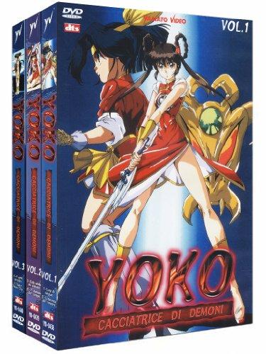 Yoko - Cacciatrice di demoniVolume01-03Episodi01-06