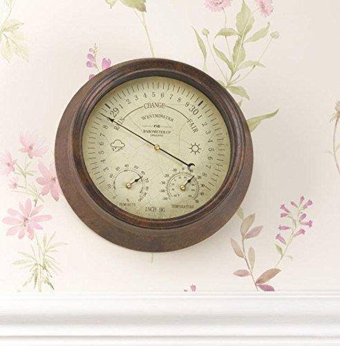 Smart Garden 5062020 Westminster Barometer & Thermometer 8'
