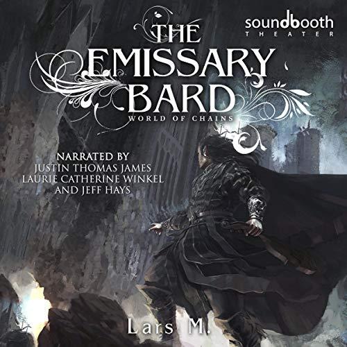 Couverture de The Emissary Bard