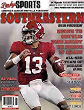 Lindys Sports Southeastern 2019 Preview Volum 38 (1 of 6 covers options will be shipped)