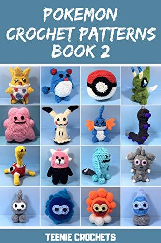 Crochet Pokémon Characters and Pokémon TCG Card Opening - YouTube | 500x333