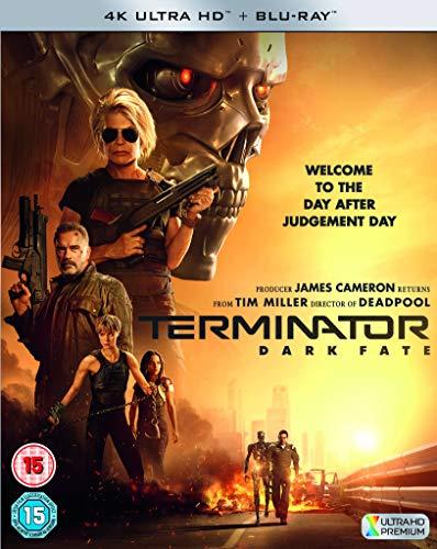 Terminator: Dark Fate 4K UHD + BD [Blu-ray] [2019]