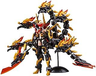 MS GENERAL[将魂姫] MG-02 関羽×雷神 DXバージョン 1/12スケール PVC&ABS製 組み立て式プラスチックモデル, 会場スペシャルエディション