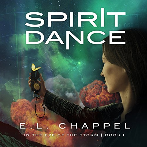 Spirit Dance audiobook cover art