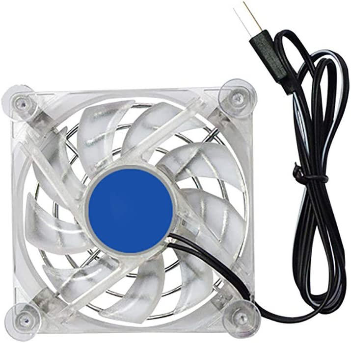 Game Cooling Fan Radiator USB Cooling Pad Controller Tablet Portable Fan Holder Phone Cooler Rapid USB Fan Gadgets White