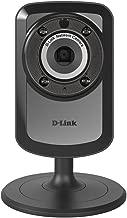 D-Link DCS-934L Day & Night Wi-Fi Camera (Black)