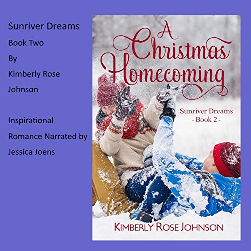 A Christmas Homecoming audiobook cover art
