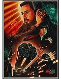 Leinwand Poster Harrison Ford Classic Film Blade Runner