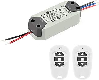 eMylo RF Motor Controller Switch Smart Wireless relè RF 220V Motore interruttore di controllo remoto 90V-250V per porta sc...