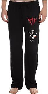 XIJXIN Men's Fate Zero logo Running Workout Sweatpants Pants