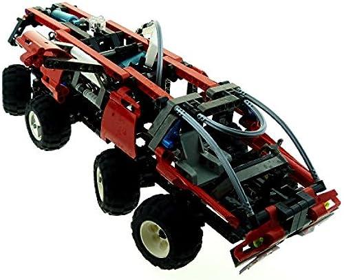 1 x Lego Technic Set Modell Feuerwehr Auto Wagen 8454 Rescue Truck Technik rot Schwarzincomplete unvollst ig