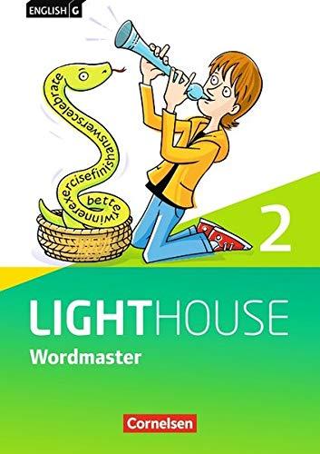 English G LIGHTHOUSE - Allgemeine Ausgabe: Band 2: 6. Schuljahr - Wordmaster: Vokabellernbuch