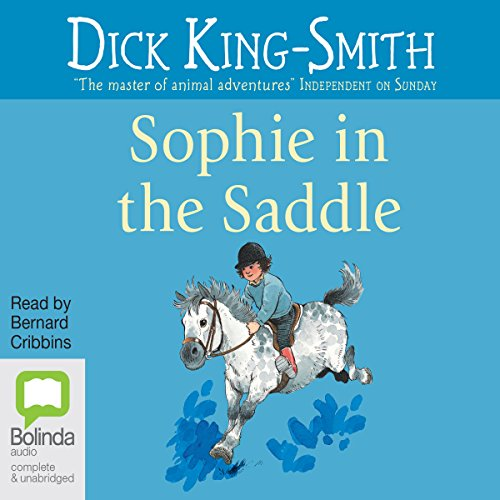 Sophie in the Saddle cover art
