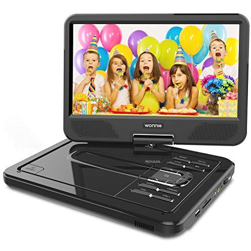 WONNIE 2020 Upgrade 12.5' Lecteur DVD Portable avec écran...