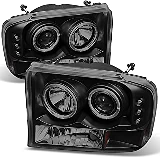Best 2002 f250 halo headlights Reviews
