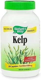 Nature's Way Kelp 660mg with Iodine 180 capsules