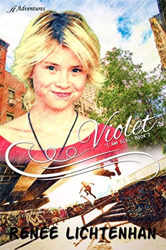 Violet by Renée Lichtenhan ebook deal