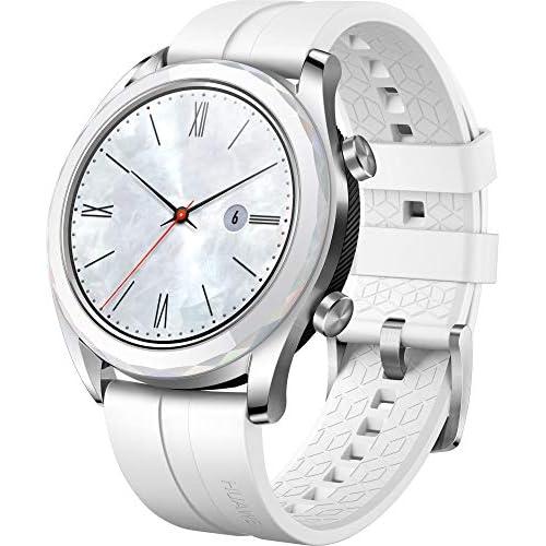 HUAWEI Watch GT (Elegant) Smartwatch, Bluetooth 4.2, Display Touch 1.2