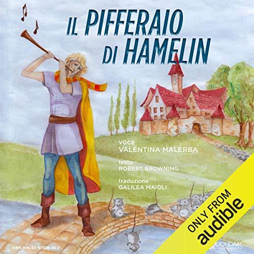 Il Pifferaio di Hamelin [The Pied Piper of Hamelin] cover art