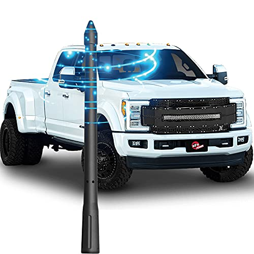 8 Inch Antenna for 2009-2021 Ford F150 & Ford F250 Super Duty 2014 2015 2016...