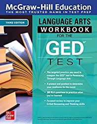 McGraw-Hill Education Workbook for GED Test